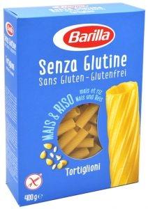 TORTIGLIONI BARILLA GLUTEN FREE 400 GR