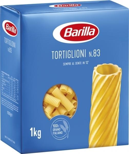 Tortiglioni Barilla Kg 1
