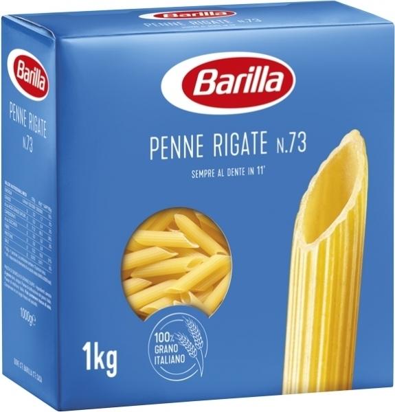Penne Rigate Barilla Kg 1