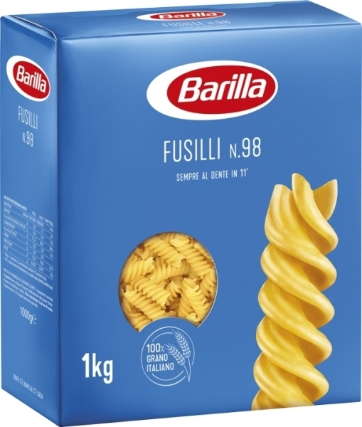 Fusilli Barilla Kg 1