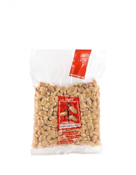 Eurocompany Arachidi tostate e salate sottovuoto 2