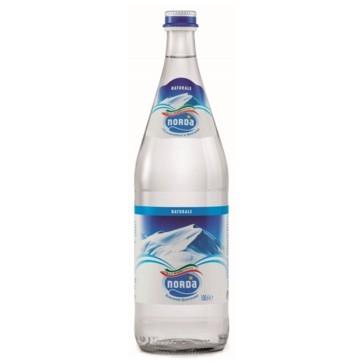 6 bottiglie Acqua Norda Daggio Litro Vetro