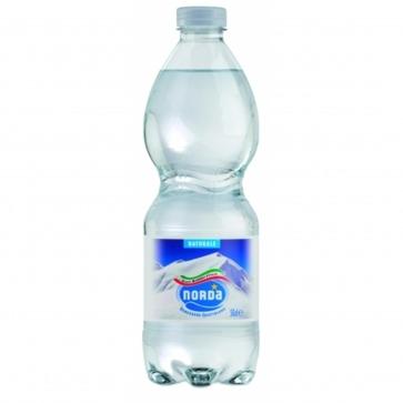 24 bottiglie Acqua Norda 05 L Pet