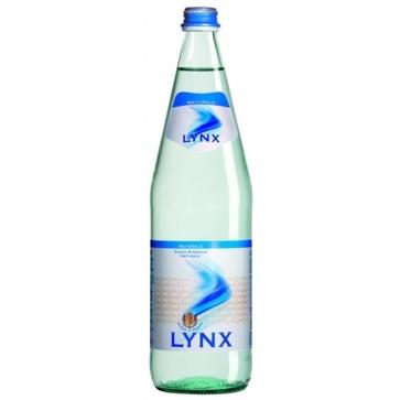 12 bottiglie Acqua Lynx Litro Vetro