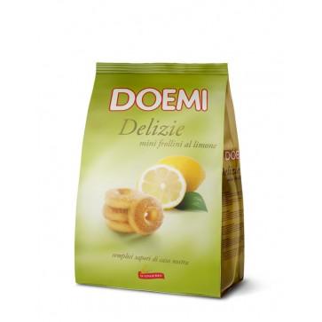 Biscotti Doemi  Delizie mini frollini al limone