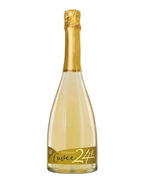 2 bottiglie di Spumante 24K Pietro Gazzola