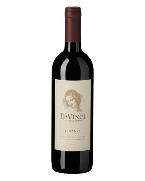6 bottiglie Chianti Da Vinci DOCG