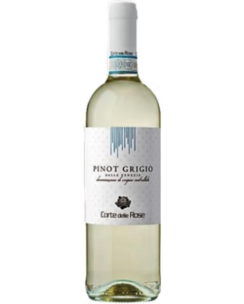 6 bottiglie Pinot Grigio IGT Corte delle Rose
