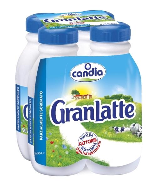 Latte Candia Parz Scremato