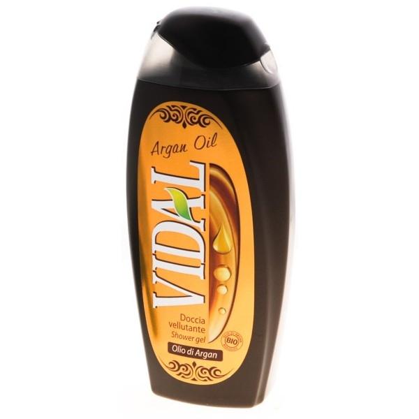 Vidal doccia premium olio argan  250 ml