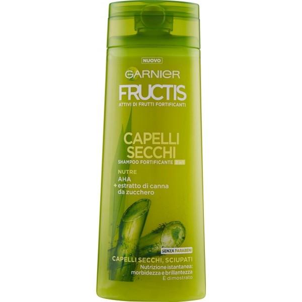 Garnier Fructis Capelli Secchi 2in1  Shampoo per