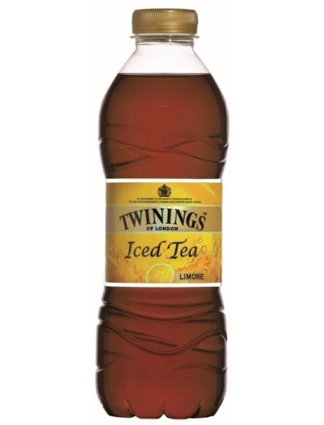 6 bottiglie 1 litro pet TE TWININGS LIMONE