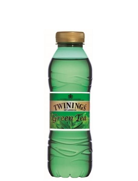 12 bottiglie 050 cl TE TWININGS VERDE