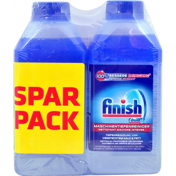 FINISH CURA LAVASTOVIGLIE CLASSIC 250 ML X 2
