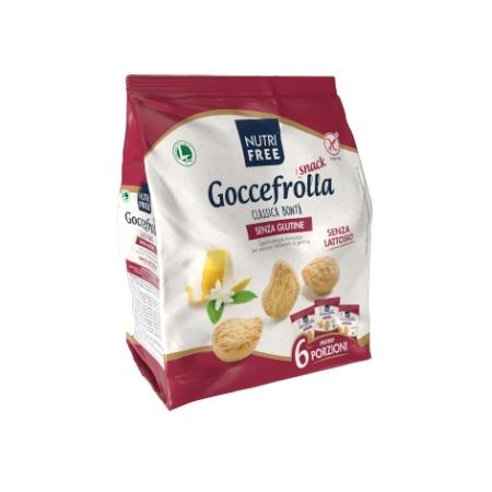 Goccefrolla Snack Classica Bontà  Nutrifree