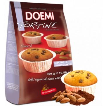 Tortine Doemi Cacao Mandorla