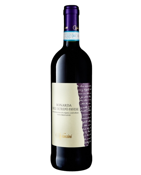 6 bottiglie Bonarda Oltrepò Pavese DOC Vanzini
