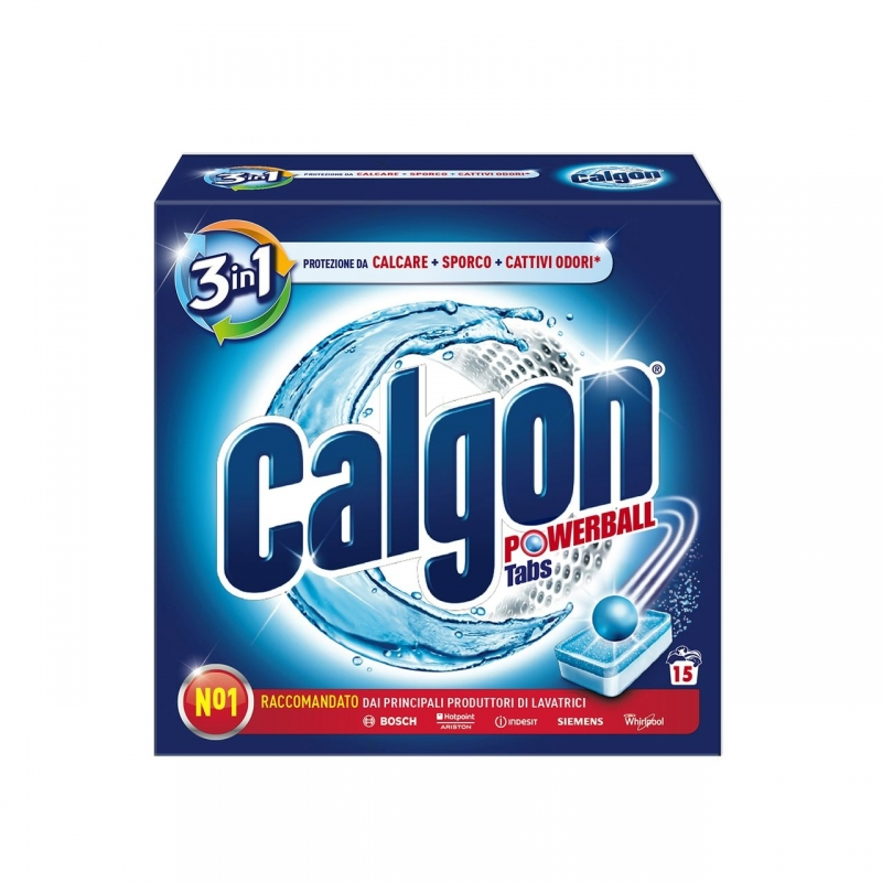 Calgon 3in1 Powerball Tabs