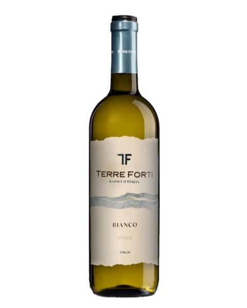 6 bottiglie Terre Forti vino bianco