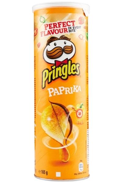 Pringless Paprika gr 165