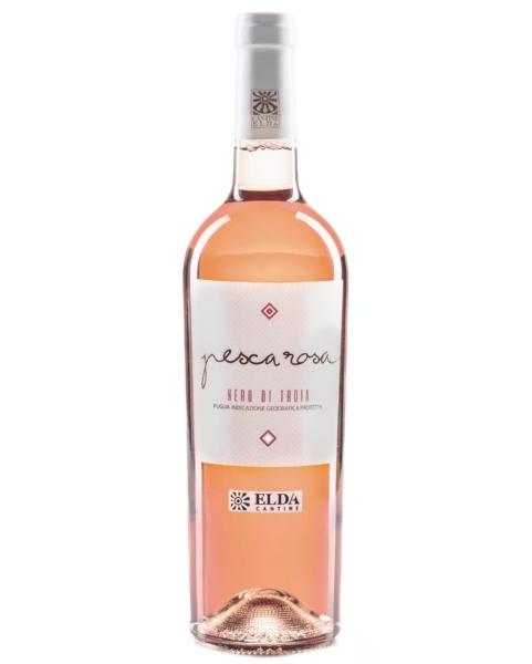 rosato uva di troia igp   Pescarosa