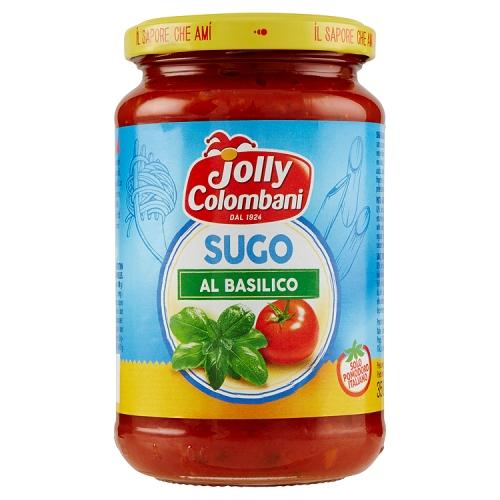 Sugo basilico jolly colombani