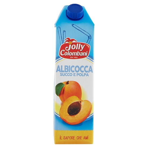 Nettare Albicocca Jolly Colombani