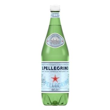 6 bottiglie Acqua Sanpellegrino 1 L Pet