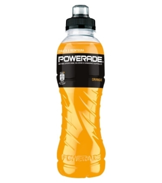 Powerade orange arancia