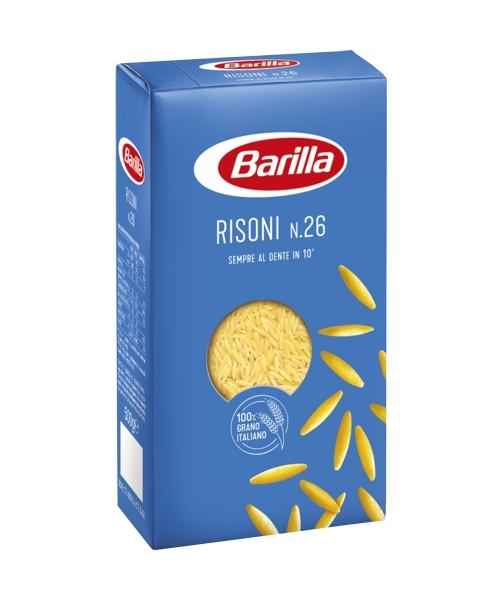 RISONI BARILLA GR 500