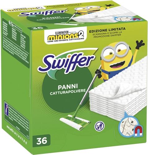 SWIFFER DRY 36 PANNI CATTURAPOLVERE