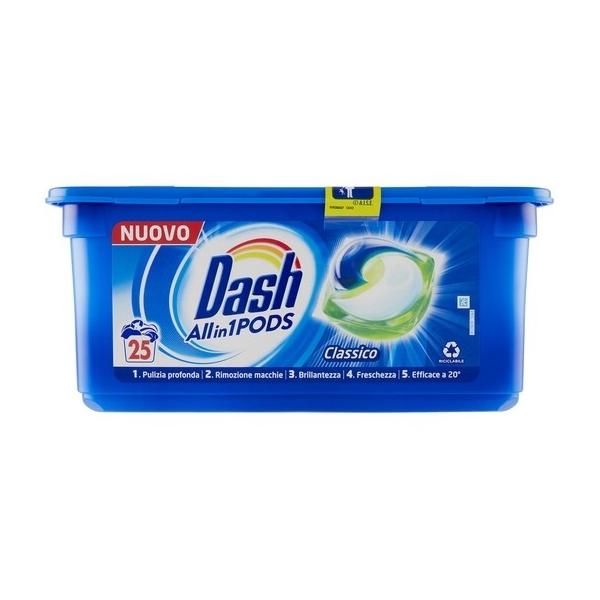 DASH PODS ALL in 1 25 LAVAGGI CLASSICO