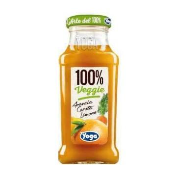 12 bottiglie Yoga 100 Veggie