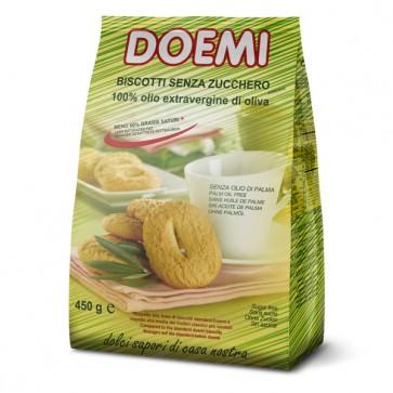 Biscotti Doemi  senza zucchero 100 olio extra ve