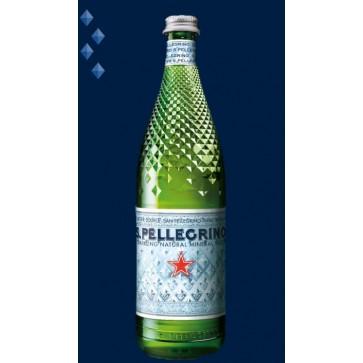 12 bottiglie SANPELLEGRINO DIAMOND 075 L Vetro
