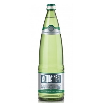 6 bottiglie Acqua di Nepi Litro Vetro