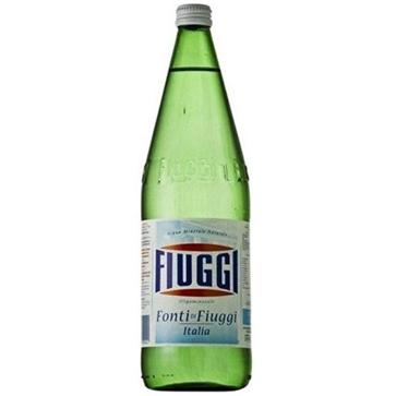 6 bottiglie Acqua Fiuggi Litro Vetro