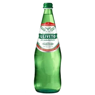 12 bottiglie Acqua Uliveto 075 L Vetro