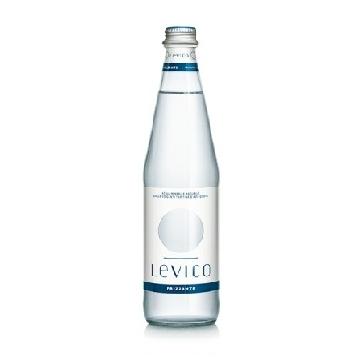 20 bottiglie Acqua  Levico 05 L Vetro