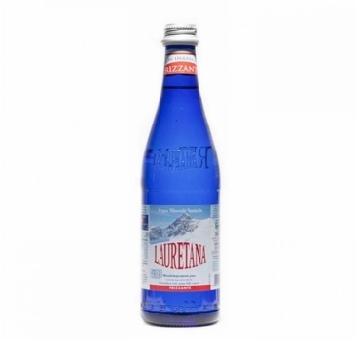 20 bottiglie Acqua Lauretana 05 L Vetro