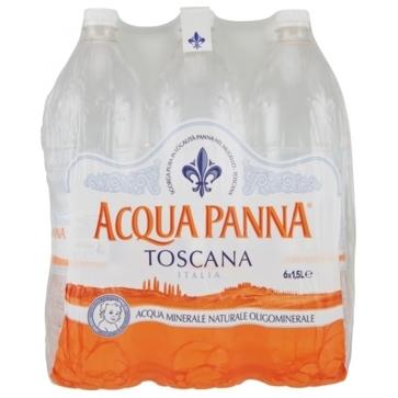 6 bottiglie Acqua Panna 15 L Pet