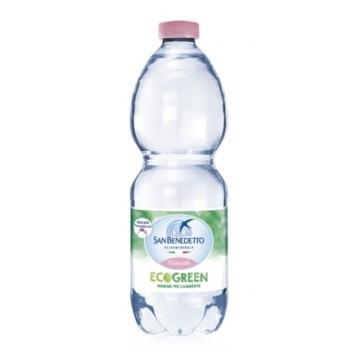 24 bottiglie Acqua San Benedetto 05 L Pet
