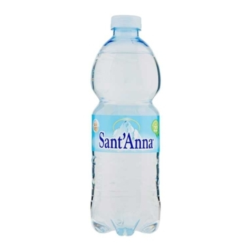 24 bottiglie Acqua SantAnna 05 L Pet