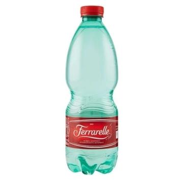 24 bottiglie Acqua Ferrarelle 05 L Pet