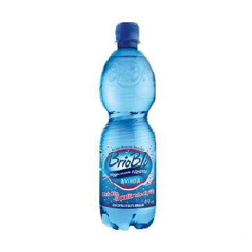 24 bottiglie Acqua Rocchetta Brio Blu 05 L Pet