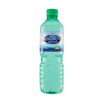 24 bottiglie Acqua Rocchetta 05 L Pet