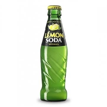 12 bottiglie 200 ml Lemonsoda