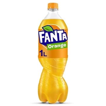 6 bottiglie 1 Litro Pet Fanta