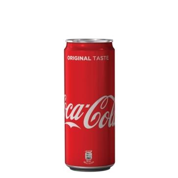 12 lattine 33 cl Coca Cola