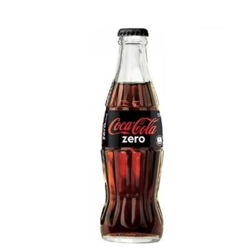 12 bottiglie 200 mlvetro Coca Cola Zero